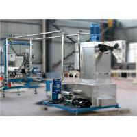 Cheap Twin Screw Plastic Pellet Extruder With Underwater Cutting Pelletizing System for sale