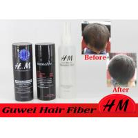 Unisex HM Hair Loss Concealer Keratin Instant Hair Thickening Fiber For Baldness Manufactures