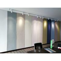 Cheap Colorful Cloth Surface Natural Hemp Fiberboard Panels Good Bending Toughness for sale