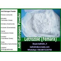 Cheap Anti Estrogen Powder Letrozole / Femara For Bodybuilding CAS112809-51-5 for sale