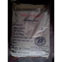 Cheap Submerged ARC Welding Flux  AWS A5.17 F7A2-EM1K, Agglomerated flux,Neutral welding flux for sale