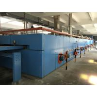 Open Width Textile Stenter Machine Drying And Sintering Nonwoven Fabric