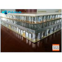 Cheap Different Surface Treated Facing Stone Honeycomb Ceiling Panels For Decoration for sale