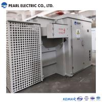 Cheap Hermetic padmounted transformer with capactity of 2400 kva for sale