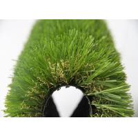 Cheap Childhood 25MM Fake Grass For Outside , Turf Synthetic Grass Rug 9600 Dtex for sale