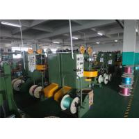 PVC Extruder Model Sheathing Extrusion Line For Building Wire And Cable