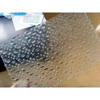Cheap Waterproof Mirror Rolled Flat Float Glass With Patterned , 3mm - 8mm for sale