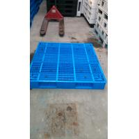 100% Virgin material plastic pallet manufacture in China,double face type