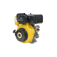 Cheap 8.6KW Air Cooled Single Cylinder Diesel Engine for sale