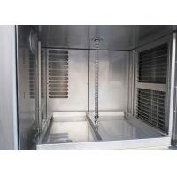 Cheap 2 Zone Thermal Shock Test chamber Extremely high to low temperature test chamber with Basket up/down for sale