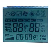 Quality Custom 12 O'Clock LCD Display VA LCD made by Shenzhen Factory Custom Made wholesale