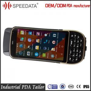 Rugged 134.2 Khz Handheld RFID Reader Android Platform Wireless 4G LTE PDA Mobile Device