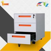 China Office furniture stores mobile pedestal / mobile file cabinet / storage drawers on wheels on sale