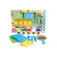 Cheap Educational DIY Modeling Play Dough Arts And Crafts Toys Set 5 Colors W / Tools Age 3 for sale