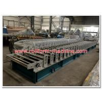 China Corrugated IBR Steel & Aluminium Roofing Sheet Moulding Machine with Metal Roll Former Production Line on sale