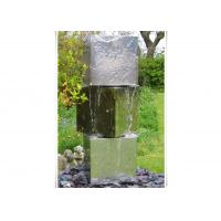 Cheap Public Decorative Stainless Water Feature Customized Size Polished Finishing for sale