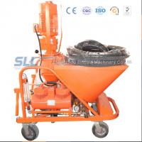 Cheap 30L / Min Dry Mixed Wall Plastering Machine Three Phase With 50L Capacity for sale