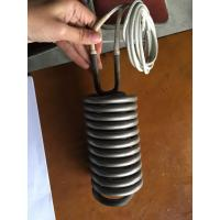 Cheap Duct Type Industrial Immersion Heater Customized Design IP66 Protection Level for sale