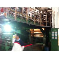 China 20 - 80 PHR Hardness 4 Roll PVC Calender Machine With 5 - 45 M / Min Rotate Speed on sale