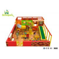 Cheap Kindergarten Baby Indoor Playground Anti - Skid With Custom Made Design for sale