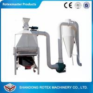 China Biomass Pellet Counter Flow Cooler / Pellet Cooler Machine 2.2kw 3-5t/h on sale