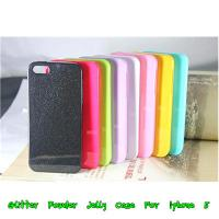 Buy cheap Shiny Back Case Cover For Apple Iphone 5 5G 5th -Multi Color from wholesalers