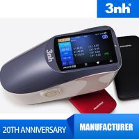 Cheap CIE Lab Hand Held Spectrometer Color Chromameter With Color Matching Software for sale