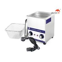 Cheap 40KHz 30L SUS304 Mechanical Ultrasonic Washer With Timer for sale