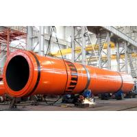 Buy cheap China Slag Dryer rotary drum dryer used in cement slag drying process from wholesalers