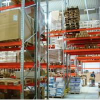 Cheap Heavy Duty Warehouse Storage Rack Selective Pallet Racking System for sale