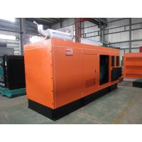 350KVA Diesel Power Generator Set Cummins Power 60Hz 1800 Rpm Diesel Generators For Sale