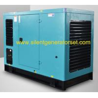 Cheap 40kva Cummins Diesel Generator Set Direct Spurting Type With Water Cooled System for sale