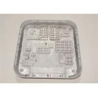 Cheap Personalized Aluminum Die Casting Auto Parts Cover OEM / ODM Available for sale