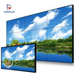 Cheap Samsung Lg 49 Inch Hd Video Wall , Ultra Narrow Bezel Wall Mounted Video Wall for sale
