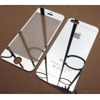 Cheap Front And Back For Iphone 5s Tempered Glass Mirror Screen Protector  ,Factory Price for sale