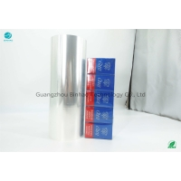 Cheap Outer Diameter Less Than 400mm PVC Packaging Film For Cigarette for sale