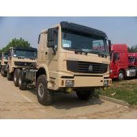 Cheap Sell/Buy SINOTRUK 6x6 ALL WHEEL-DRIVE TRACTOR TRUCK Africa/Djibouti/Myanmar/Liberia for sale