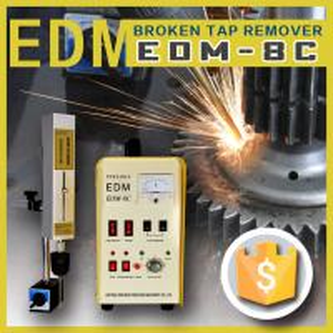 Portable EDM Broken Tap Remover Machine Manufactures