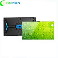 Cheap P0.937 LED Stage Curtain Screen Indoor UHD Arrow Pixel Pitch  600mm X 337.5mm for sale