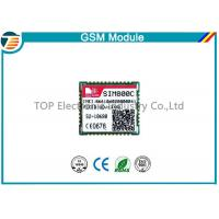 Buy cheap Smallest GPRS Module GSM GPRS Module SIM800C 3G Wifi SIMCOM Module from wholesalers