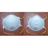 Buy cheap N95 Welded Straps Respirator from wholesalers
