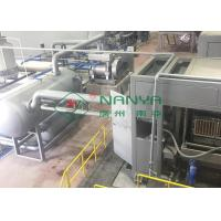 Cheap Recycle Paper Moulding Egg Tray Production Line , High Output Egg Box Machine for sale
