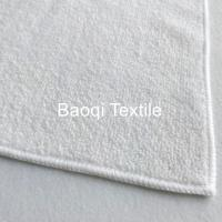 """Quality Printed color 240gsm size 20""""microfiber glasses towel polyester soft absorbent wholesale"""