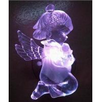 Cheap Acrylic novelty Christmas Lighting in the window : for sale