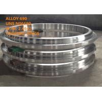 Cheap N06690 / W.Nr. 2.4642 Corrosion Resistant Alloys Good Metallurgical Stability for sale