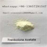 Buy cheap Yellow Powder Trenbolone Acetate , Bodybuilding Supplements Steroids CAS 10161 from wholesalers