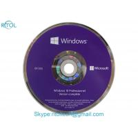 Buy cheap 64 Bit DVD OEM Windows 10 Operating System License Home Software French from wholesalers