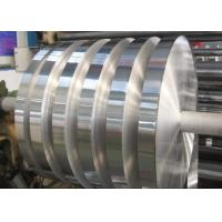 Cheap Hot - Rolling Mill Finished Aluminum Sheet Coil Fin Strip For Intercooler for sale