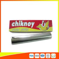 Cheap Eco Friendly Aluminium Foil Roll For Food Packaging Heat Resistant for sale