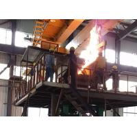 Cheap Continuous casting seel pouring molten iron casting foundry steel ladle for sale
